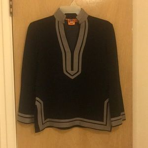 Tunic style Tory Burch sweater